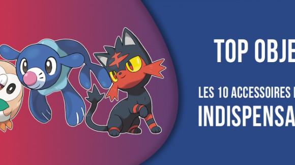 Préparez-vous pour Pokemon Soleil & Lune
