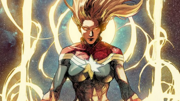 Mais qui est donc Captain Marvel ?