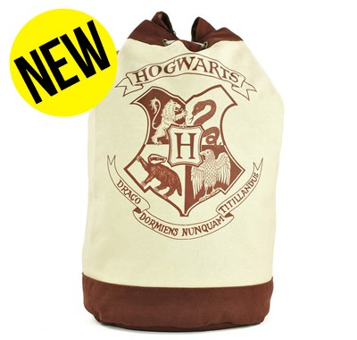 Sac Harry Potter de marin Hogwarts Crest