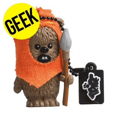 Clef usb 8go Ewok Star Wars