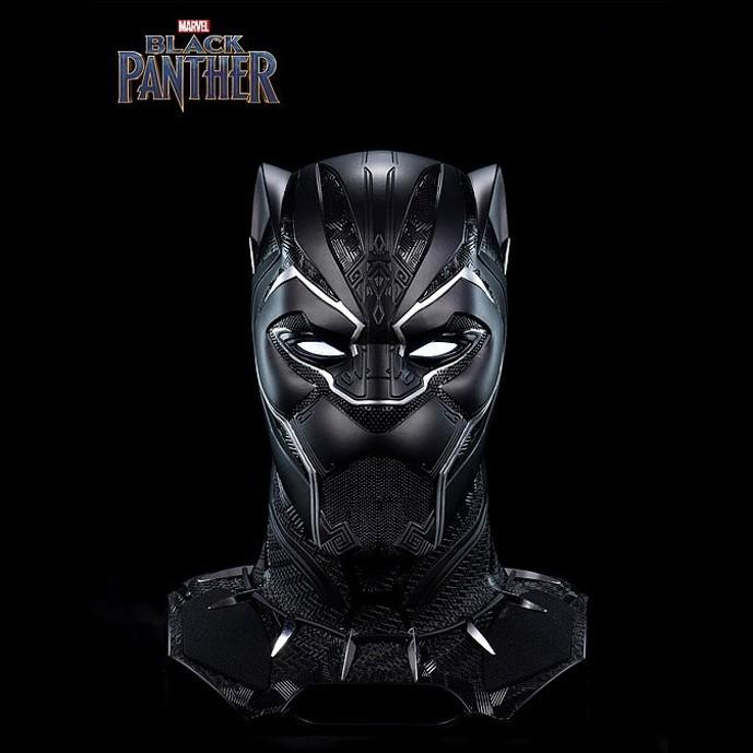 Enceinte high tech black panther