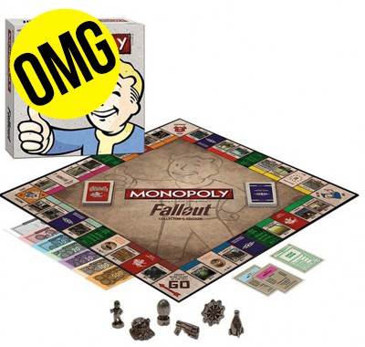 Monopoly Fallout Collectors Edition