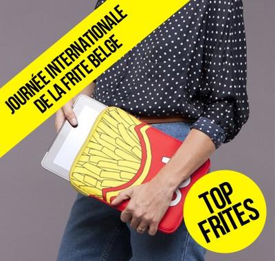 Top frites : journée internationale de la frite belge le 1er aout