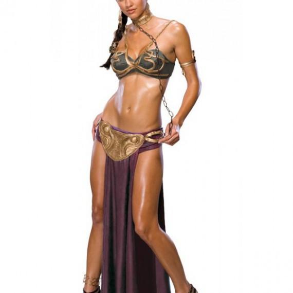 Costume princesse leia